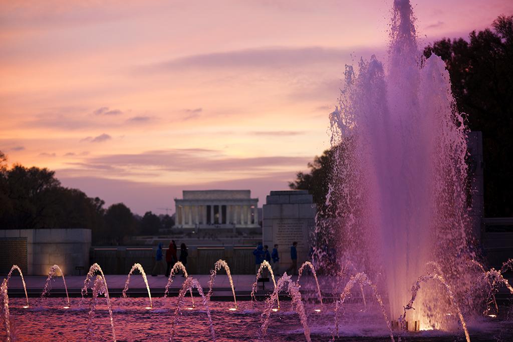 (原创摄影)华盛顿DC有美景,没感觉_图1-2
