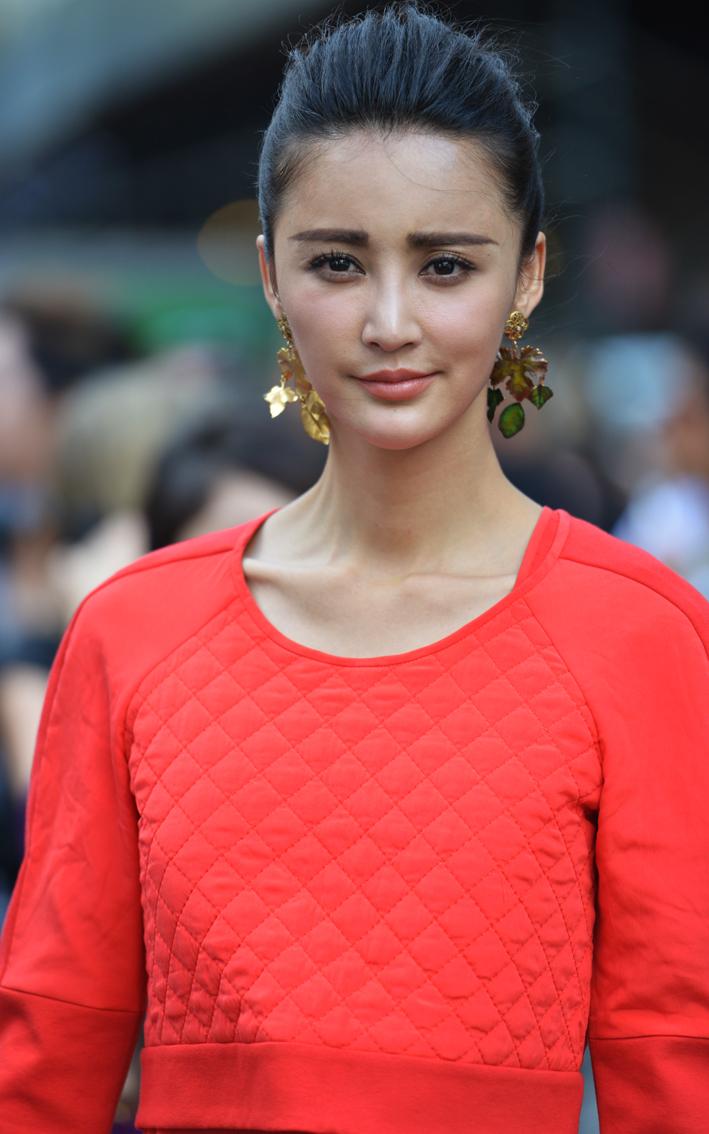 走-拍 纽约时装周纪实  中国美女_图1-9