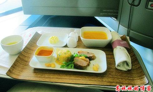 空中吃货:盘点各国航空公司飞机餐_图1-10