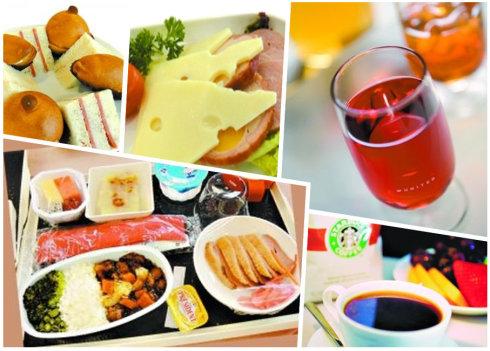 空中吃货:盘点各国航空公司飞机餐_图1-14