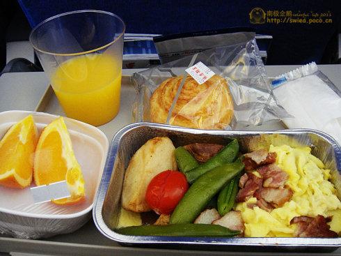 空中吃货:盘点各国航空公司飞机餐_图1-15