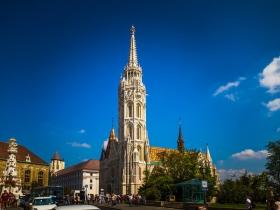 【自由鸟】辉煌的马加什教堂和渔人堡-茜茜