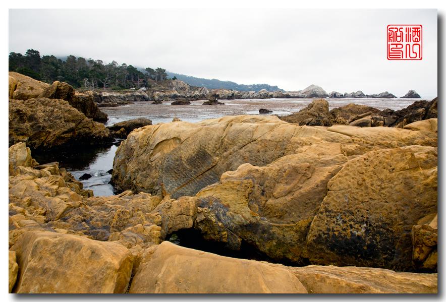 《酒一船》:加州海岸赏奇石_图1-3
