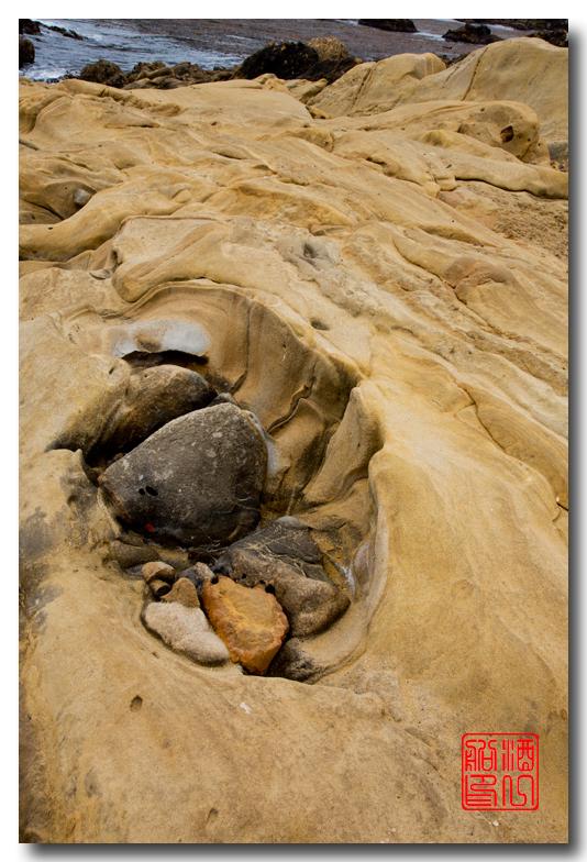 《酒一船》:加州海岸赏奇石_图1-5