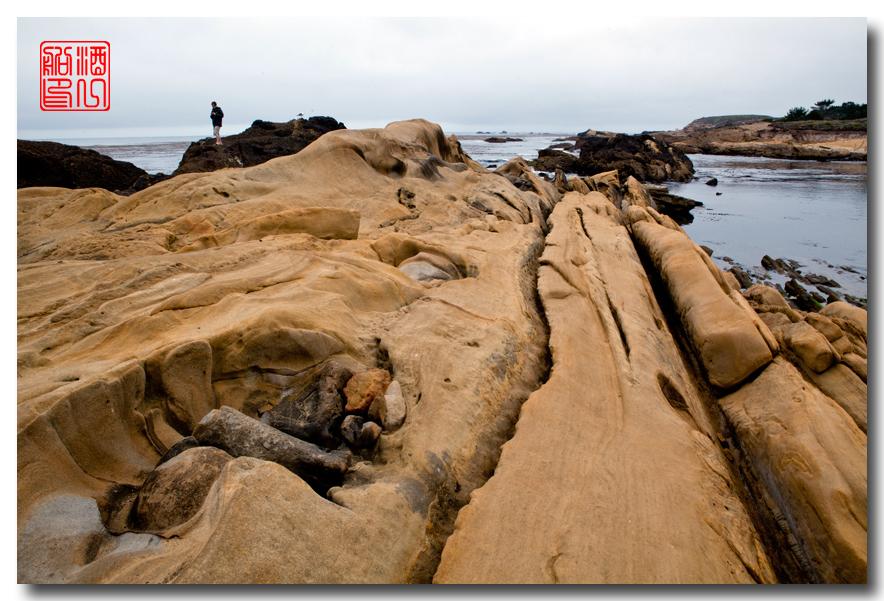 《酒一船》:加州海岸赏奇石_图1-6