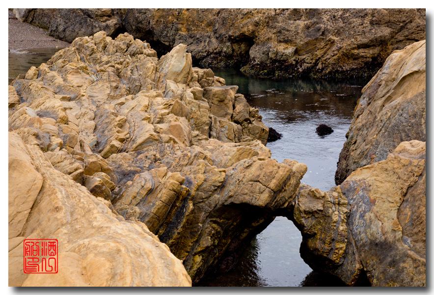 《酒一船》:加州海岸赏奇石_图1-9