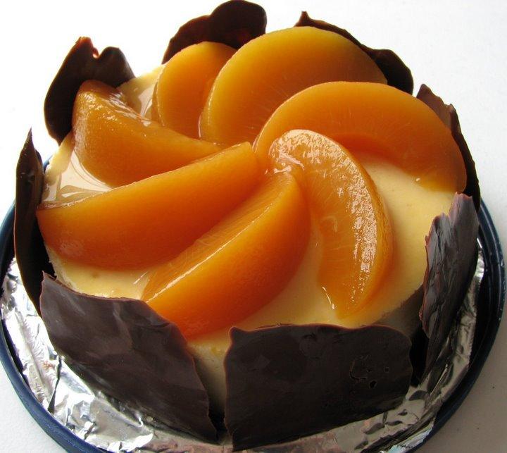 黄桃Cheese Cake_图1-1