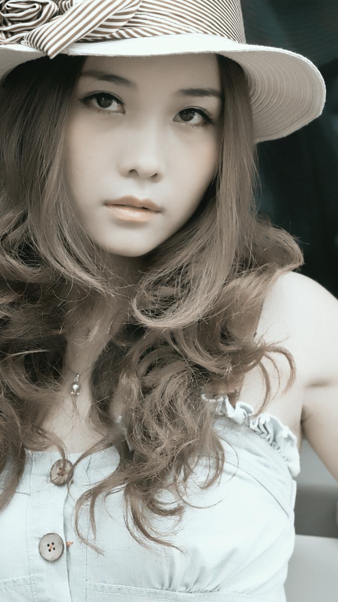 一组淡淡的色调---临沂女孩肖淑敏_图1-1