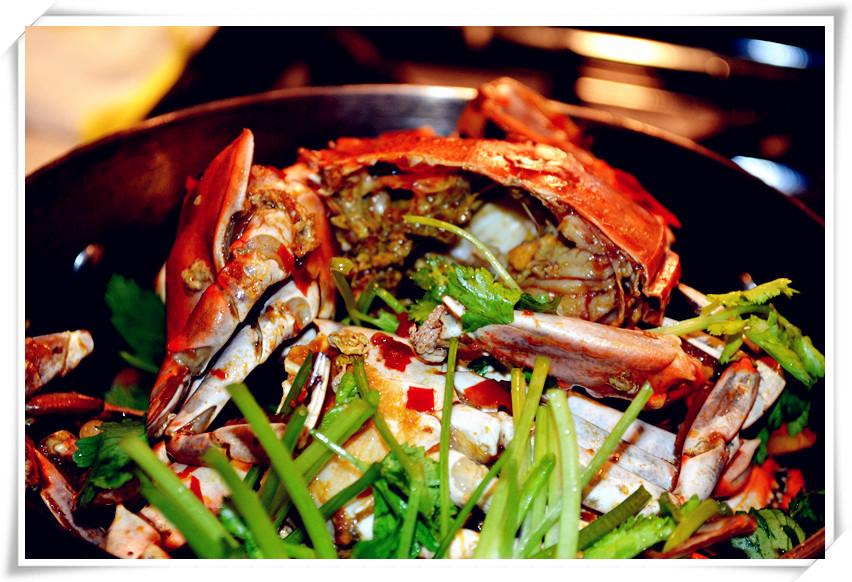 金秋食蟹 超简单吮指香辣蟹_图1-5