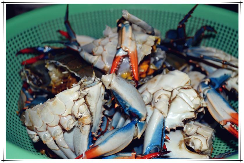 金秋食蟹 超简单吮指香辣蟹_图1-1