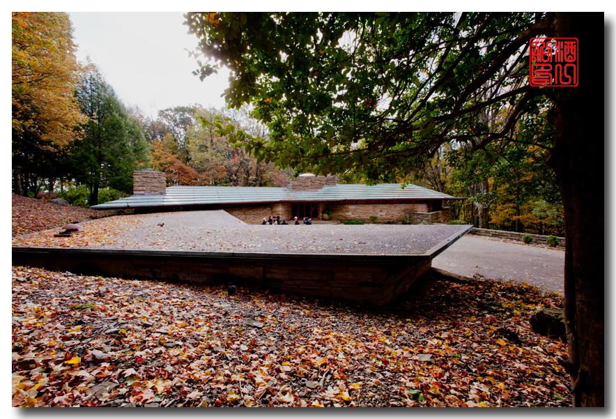 《酒一船》:莱特设计的 Kentuk Knob民居_图1-5