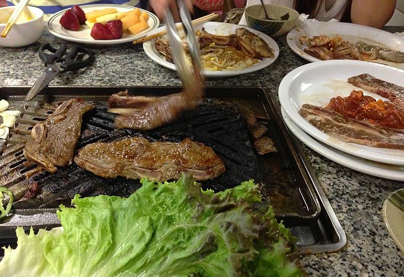 吃货注意!不要错过北加州的韩国烧烤!Palace BBQ BUFFET_图1-9