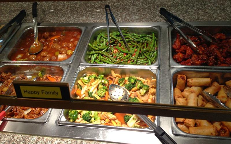 吃货注意!不要错过北加州的韩国烧烤!Palace BBQ BUFFET_图1-39