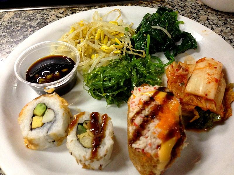 吃货注意!不要错过北加州的韩国烧烤!Palace BBQ BUFFET_图1-10