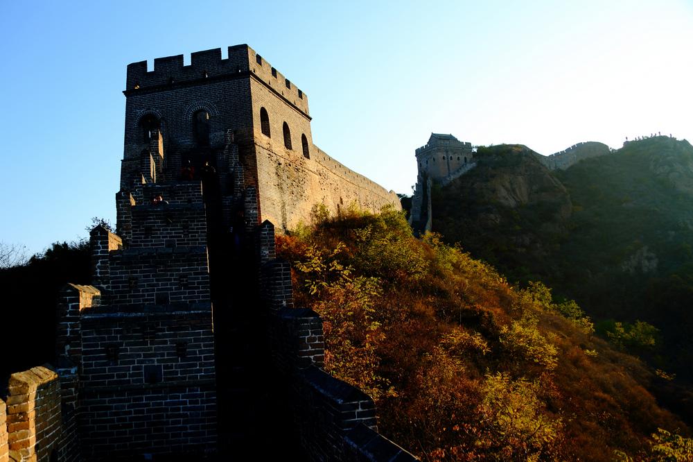 我的中国魂---金山岭长城之秋_图1-9