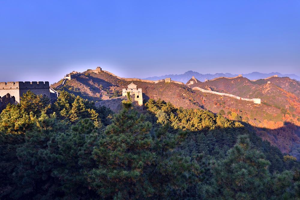 我的中国魂---金山岭长城之秋_图1-10