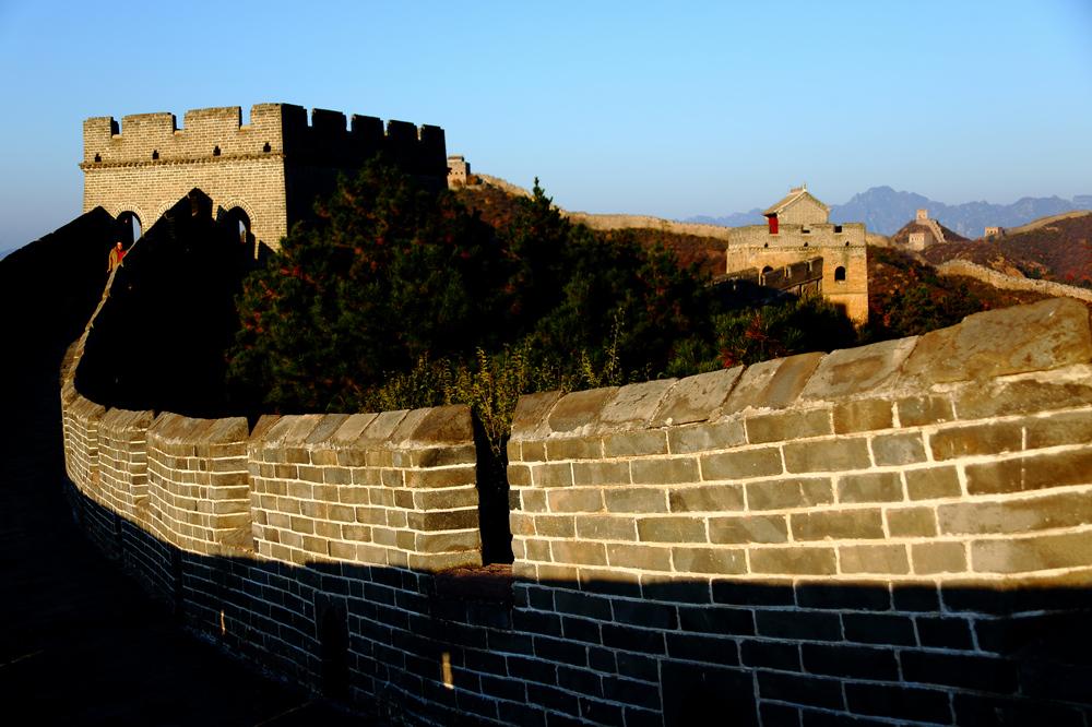 我的中国魂---金山岭长城之秋_图1-11
