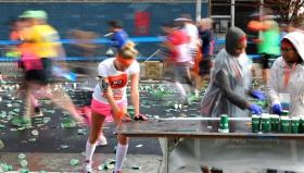 【攝影蟲】紐約馬拉松2013
