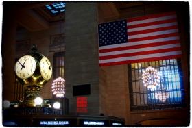 【攝影蟲】紐約攝影札記--移動的大中央車站