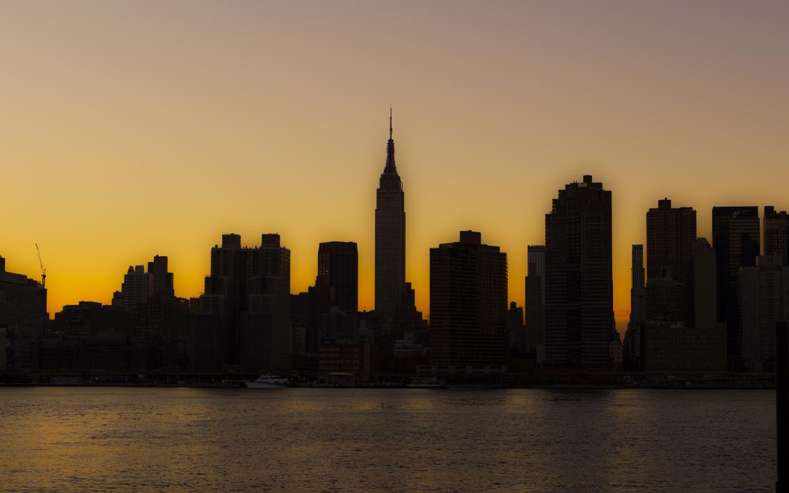 走-拍  纽约景色,_图1-3