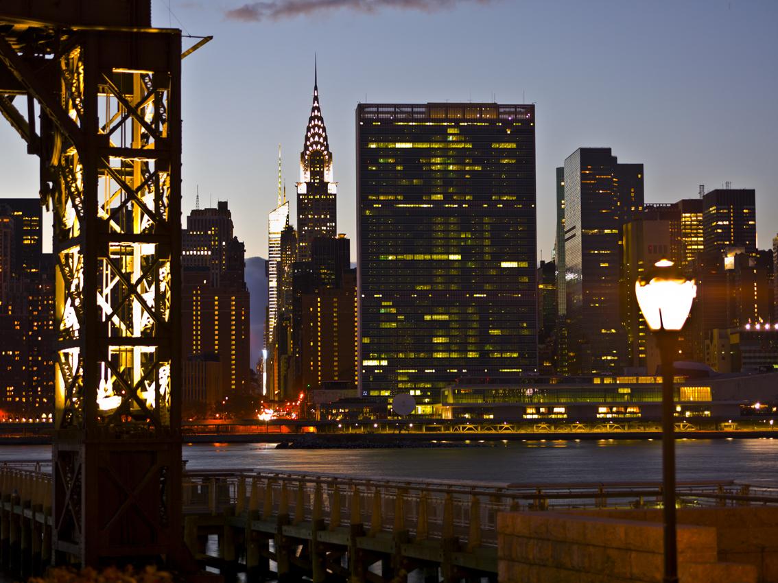 走-拍  纽约景色,_图1-1