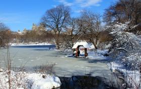 回顾去年的冬天我初学摄影~相约在银色的世