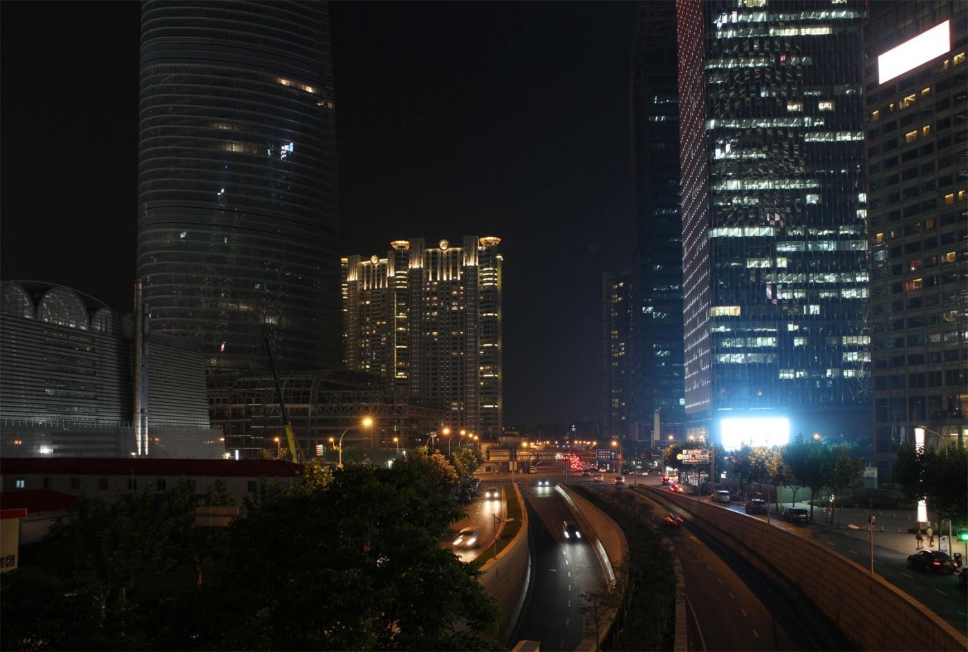 秀秀中国上海的陆家嘴_图1-8