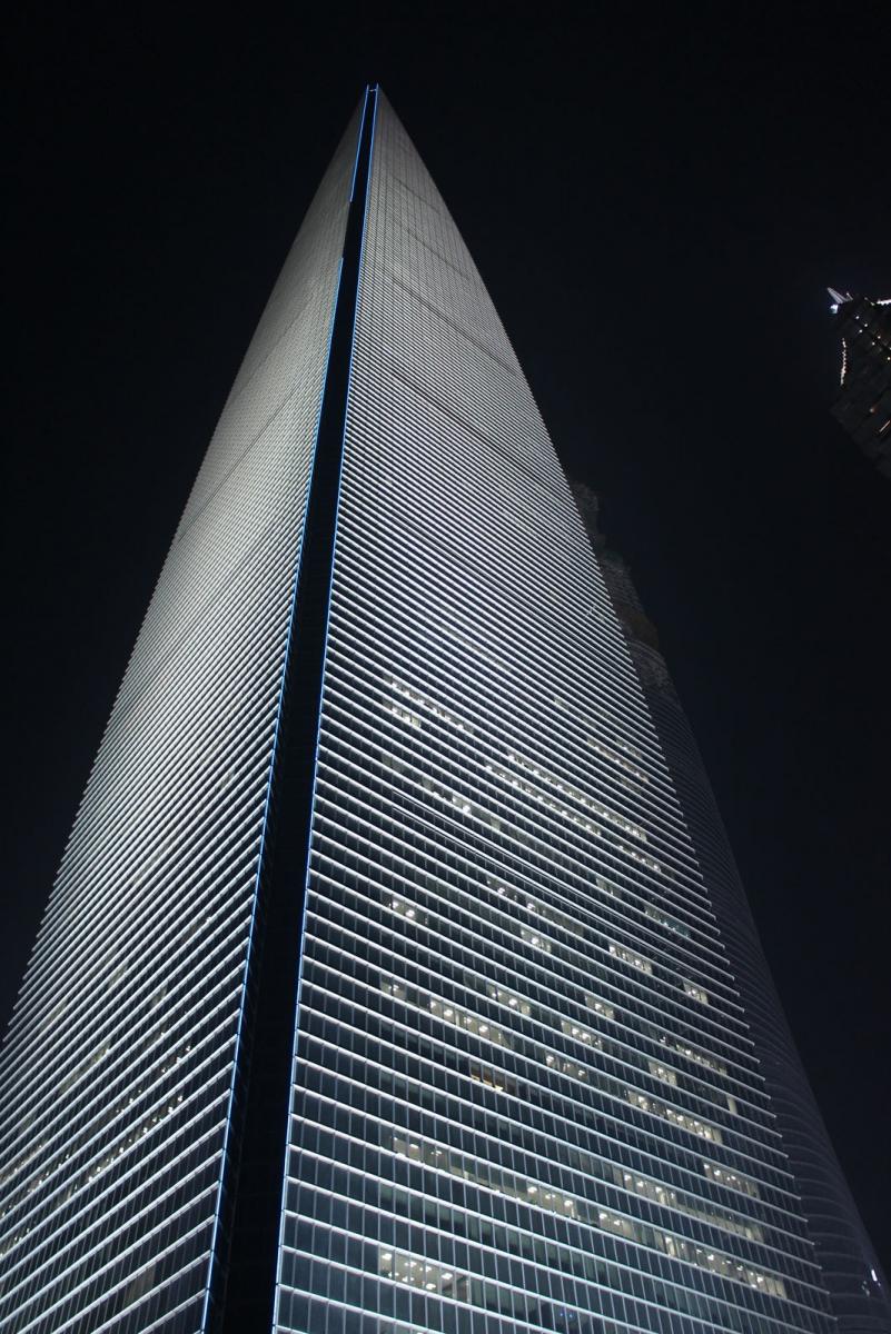 秀秀中国上海的陆家嘴_图1-13