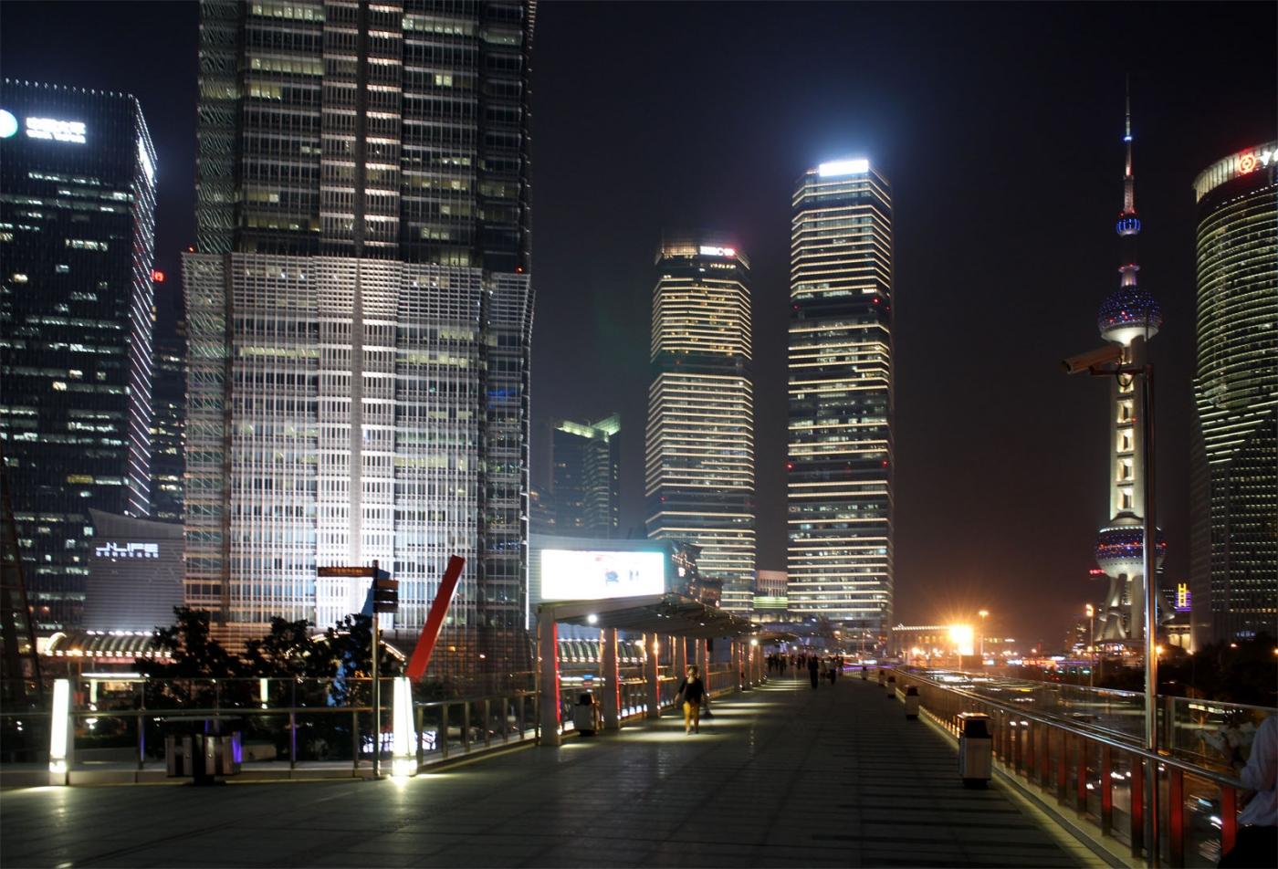 秀秀中国上海的陆家嘴_图1-14