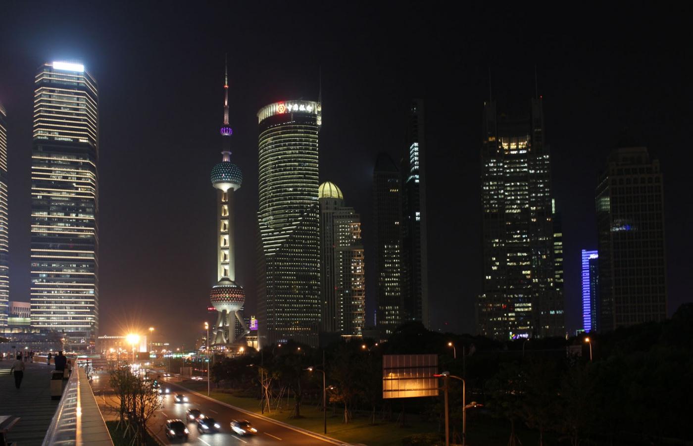 秀秀中国上海的陆家嘴_图1-15