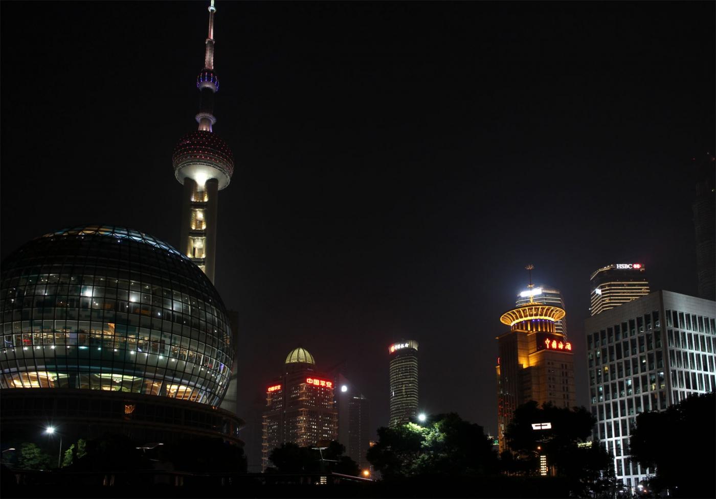 秀秀中国上海的陆家嘴_图1-17