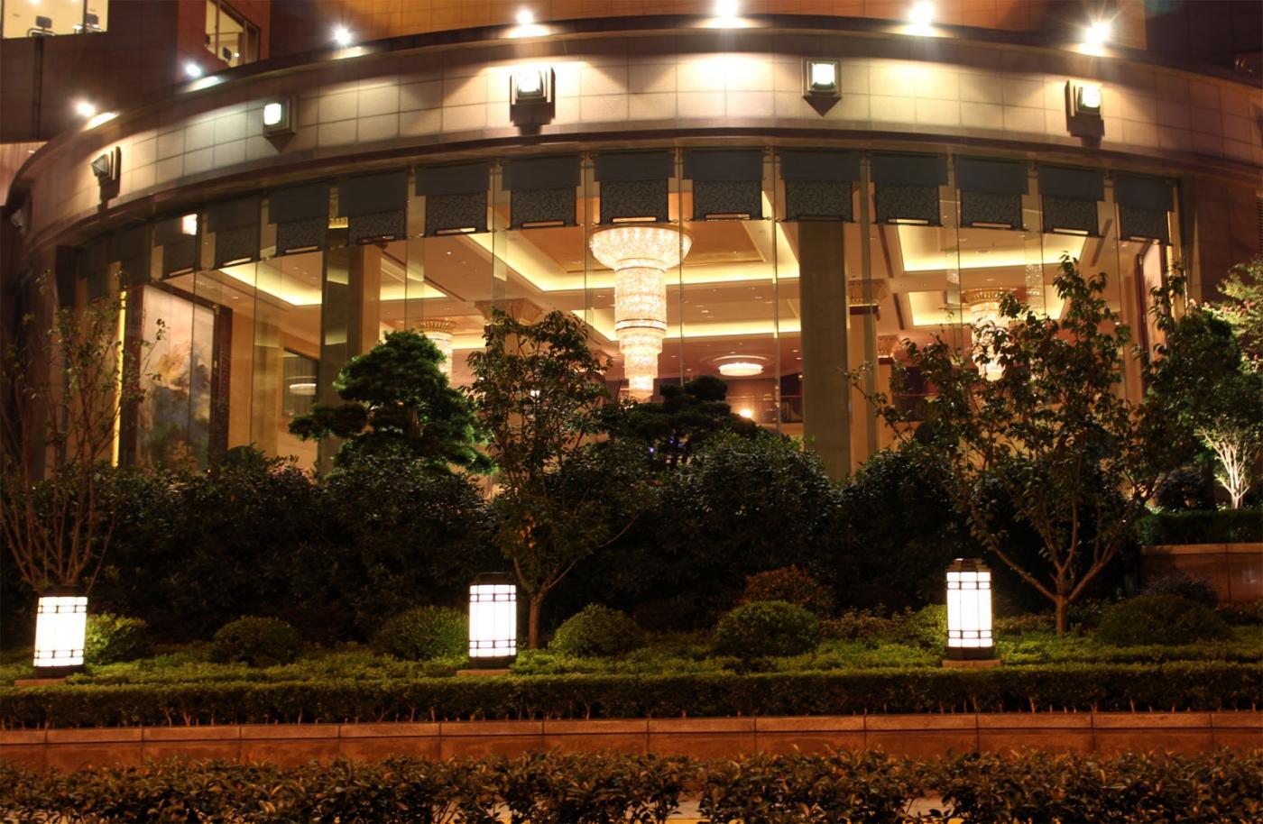 秀秀中国上海的陆家嘴_图1-20