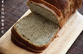 面包也养生--松软的黑芝麻粉核桃蜂蜜土司_图1-1