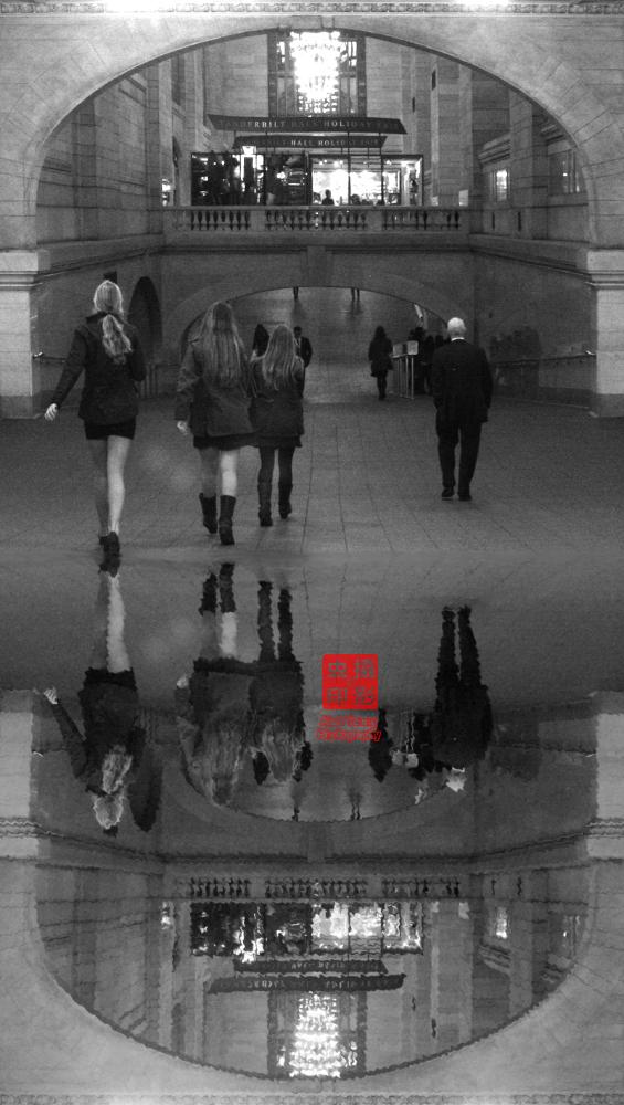 【攝影蟲】黑白、城市_图1-1