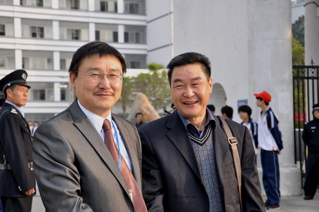 野寨中学举行建校70周年校庆日活动_图1-23