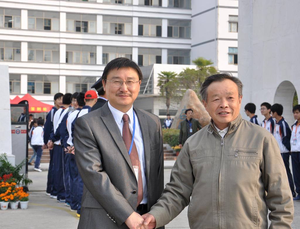 野寨中学举行建校70周年校庆日活动_图1-31