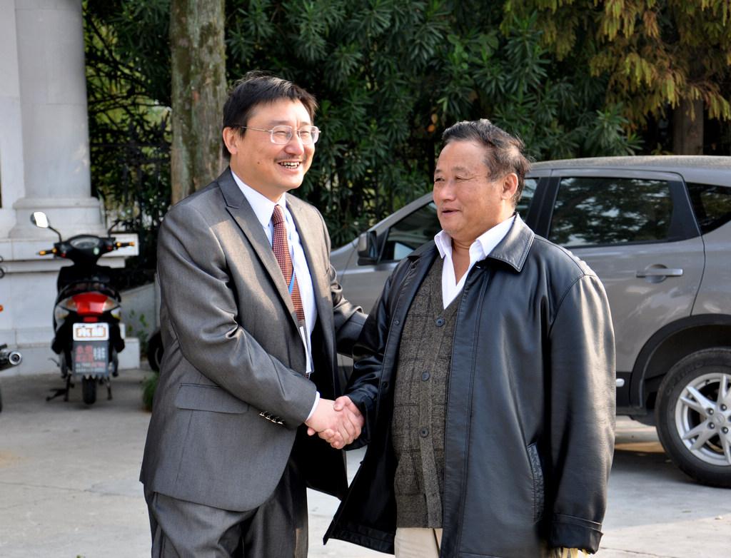 野寨中学举行建校70周年校庆日活动_图1-39
