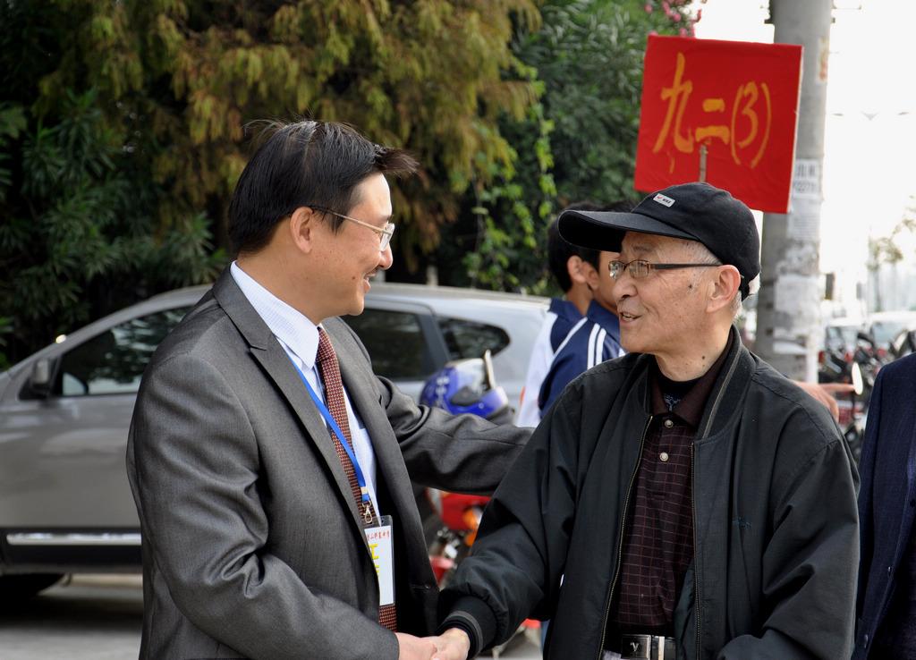 野寨中学举行建校70周年校庆日活动_图1-138