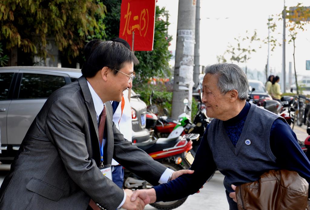 野寨中学举行建校70周年校庆日活动_图1-62