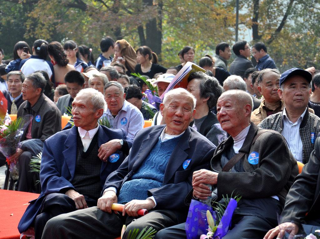 野寨中学举行建校70周年校庆日活动_图1-113