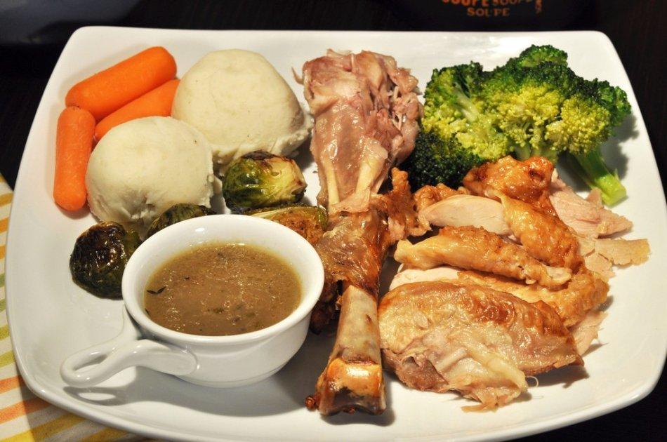 传统美式烤火鸡:四十张图解详细步骤_图1-17