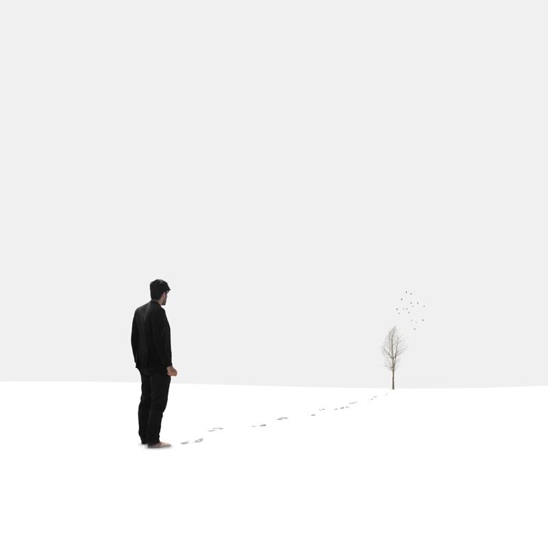 【攝影蟲】極簡主義黑白攝影---Hossein Zare_图1-9