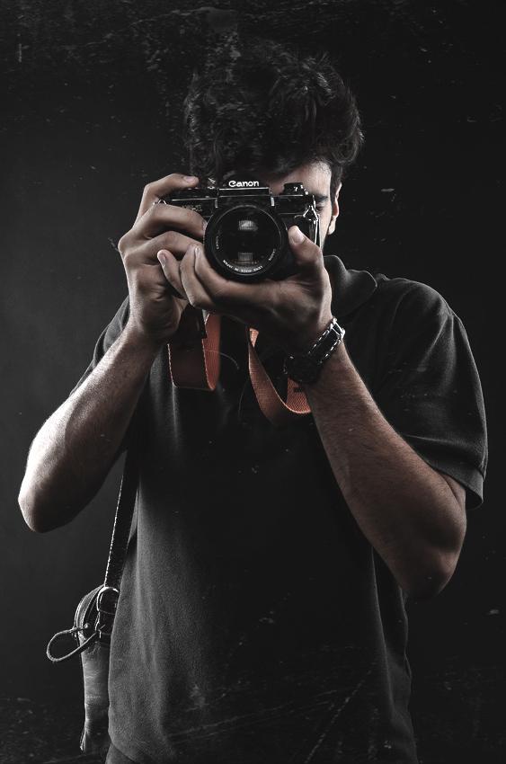 【攝影蟲】極簡主義黑白攝影---Hossein Zare_图1-11