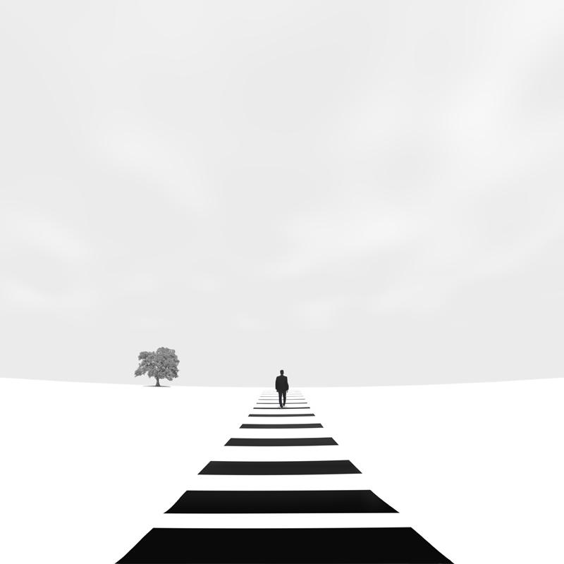 【攝影蟲】極簡主義黑白攝影---Hossein Zare_图1-8