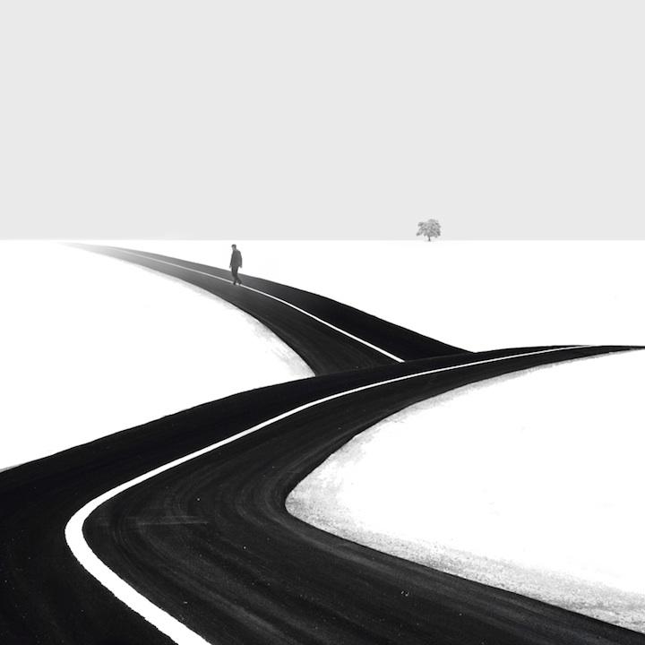 【攝影蟲】極簡主義黑白攝影---Hossein Zare_图1-10