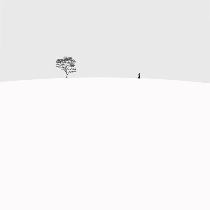 【攝影蟲】極簡主義黑白攝影---Hossein Zare_图1-3