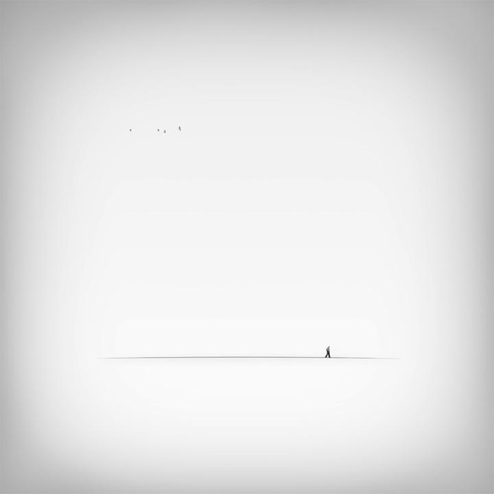 【攝影蟲】極簡主義黑白攝影---Hossein Zare_图1-1