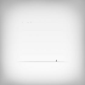 【攝影蟲】極簡主義黑白攝影---Hossein Zar