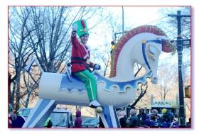 感恩节游行-骑行马队(续完)