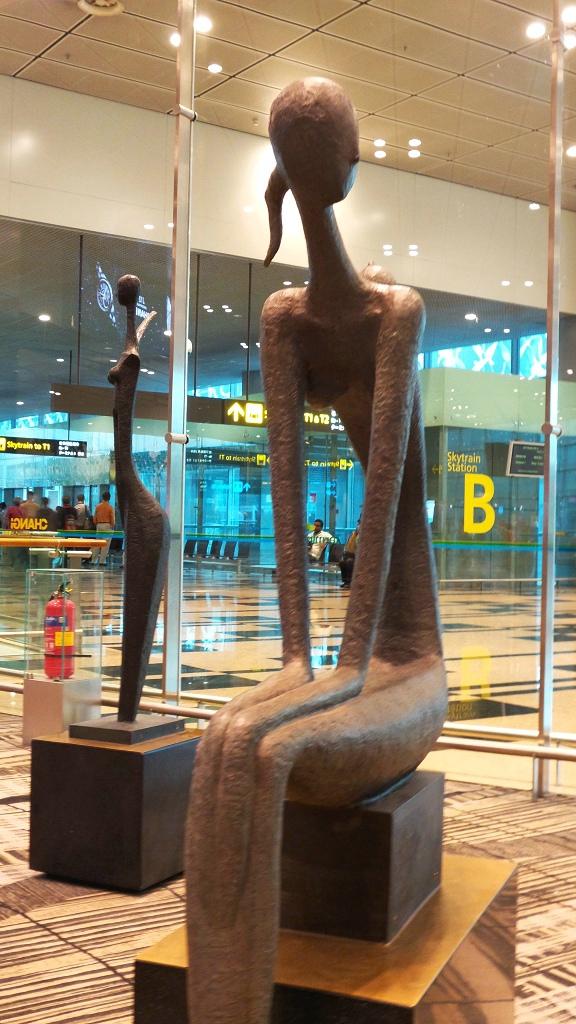 樟宜机场王者香  (手机拍)_图1-15